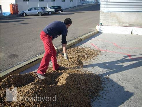 Qu es el c sped artificial c sped artificial deportivo - Poner cesped artificial sobre tierra ...